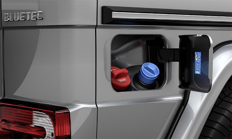 mercedes benz g klasse jetzt mit euro 5 diesel bluetec. Black Bedroom Furniture Sets. Home Design Ideas