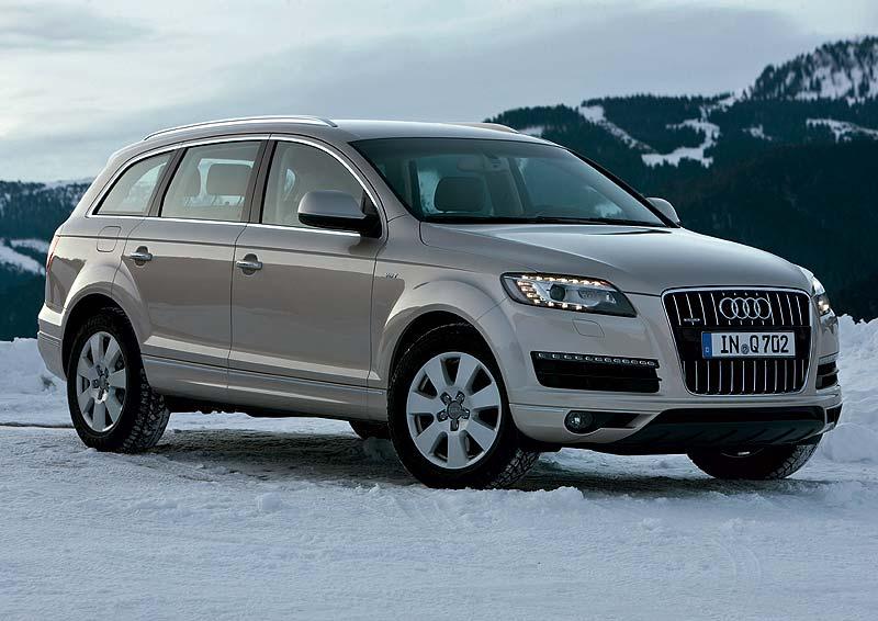 Audi Q7 bekommt drei neue V6-Motoren und eine Achtgang-Automatik
