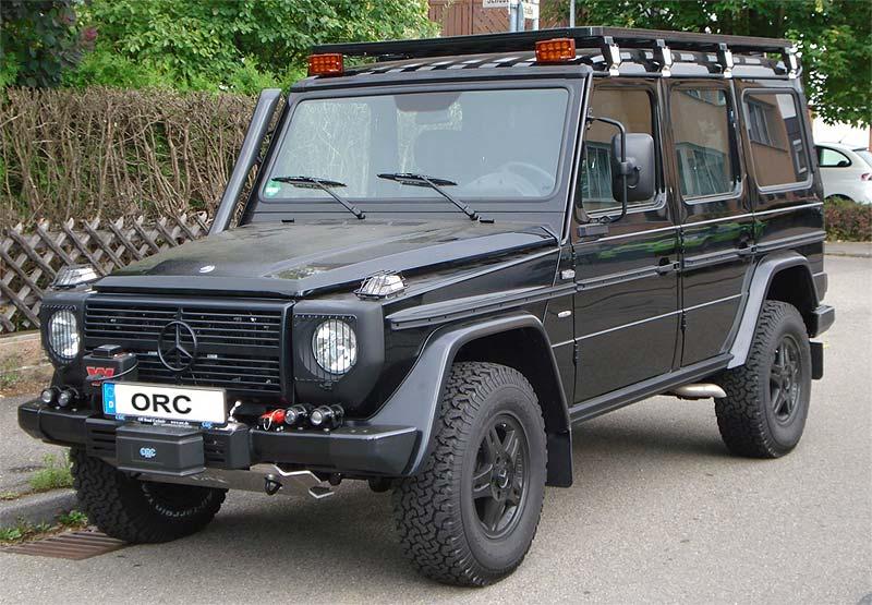 Mercedes G Professional Orc