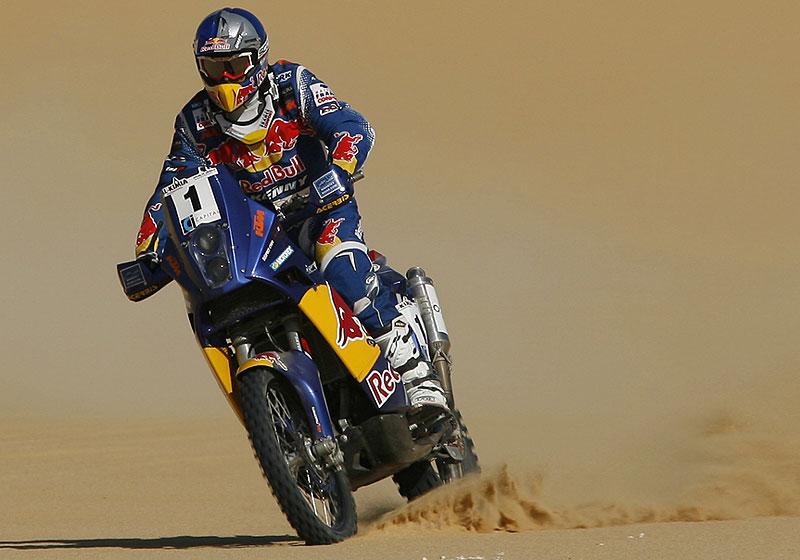 gtgtshamrock 2010 moroccorally with rider cyril despr233s