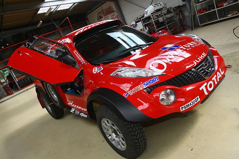 "Nissan Juke Tire Size >> >>Silk Way Rally: Team Dessoude to start with ""new Generation"" Nissan Juke."