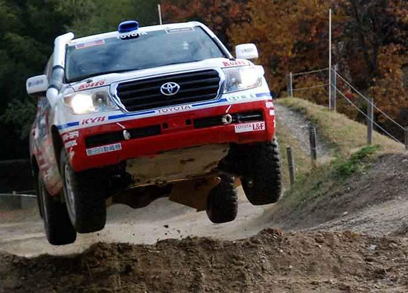 The Dakar 2014 - 131217 toyota body 1