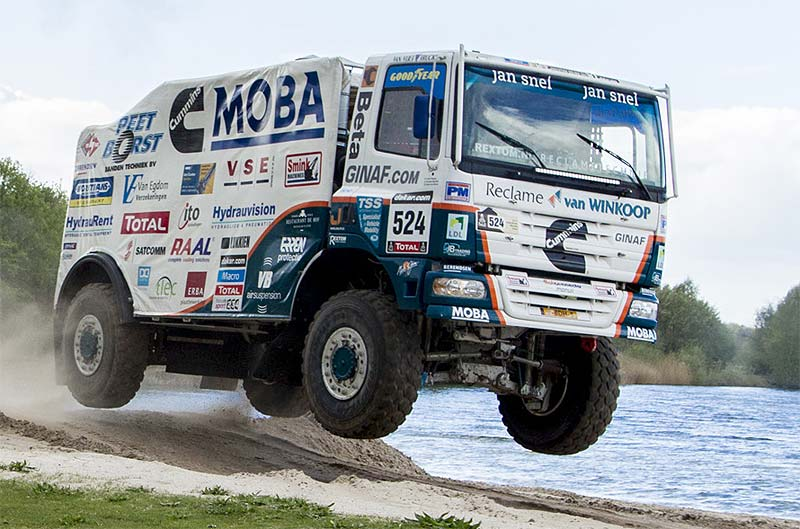 dakar rally 2015 dakar tour stopped in the netherlands with cyril despres. Black Bedroom Furniture Sets. Home Design Ideas