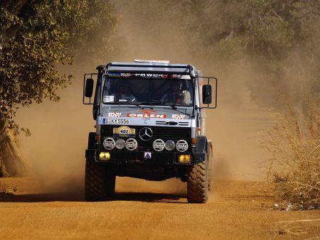 Dakar Rally 2004 Mercedes Benz Forum